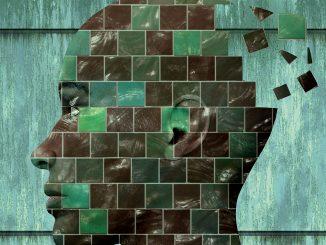 Mental Health Abstract Art