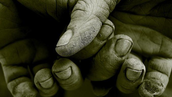 Worker - Fingers
