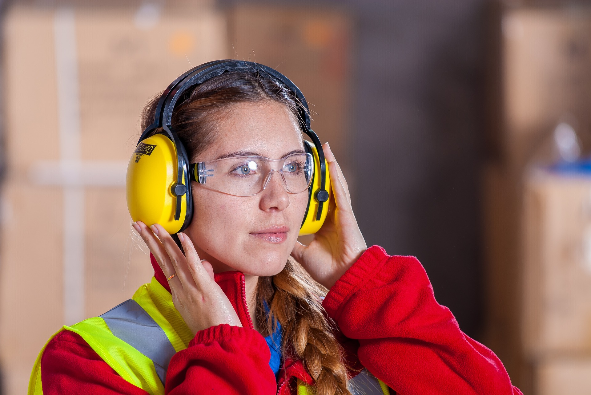 Worker Ear Protection